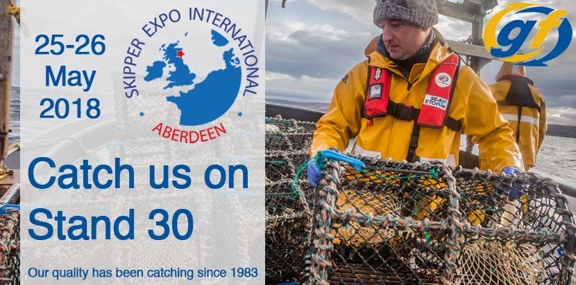Gael Force will be attending Skipper Expo Aberdeen. Catch us at Stand 30 on 25-26 May 2018.