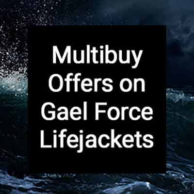 Multibuy Offers on Gael Force Lifejackets