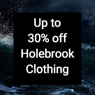 Up to 30% off Holebrook clothing