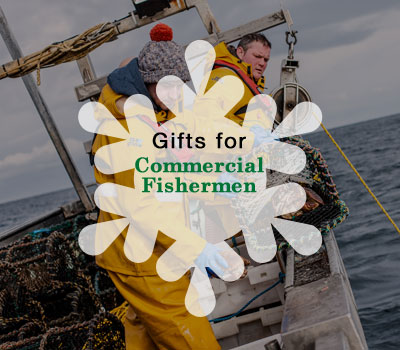 Click to shop Gifts for Commercial Fishermen