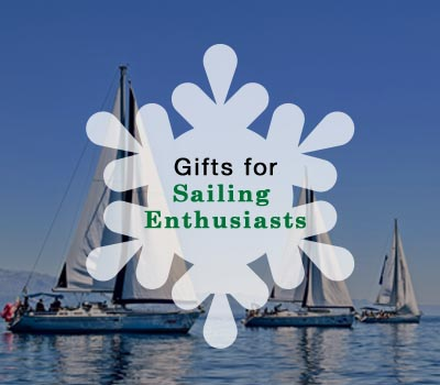 Click to shop Gifts for Sailing Enthusiasts