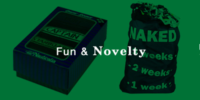 Click to shop Fun & Novelty Gifts