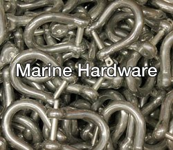 Shackles - Marine Hardware