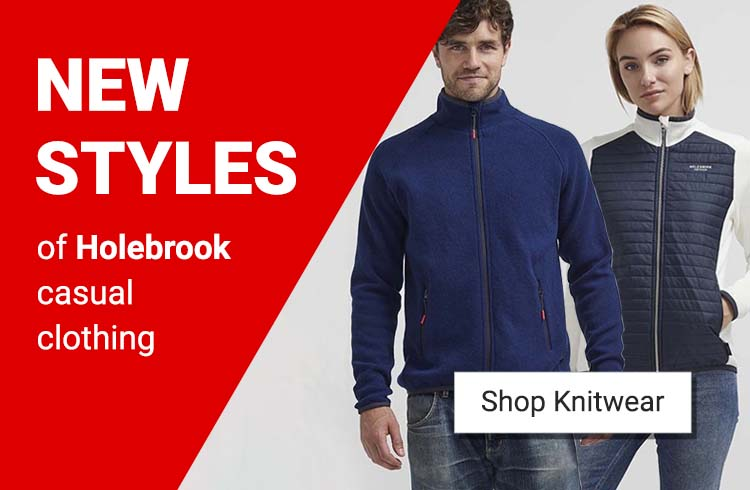 New Styles of Holebrook clothing available now!