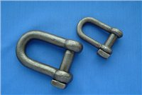 Gael Force Square Head D Shackle