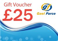 Gael Force £25 In-Store Chandlery Gift Voucher