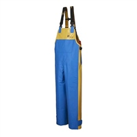 Guy Cotten X Trapper Bib & Braces Trousers (Options: Blue/Yellow - Small, Blue/Yellow - Medium, Blue/Yellow - Large, Blue/Yellow - XL, Blue/Yellow - XXL)