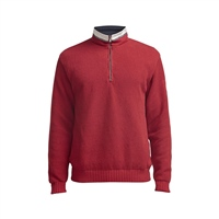Holebrook Classic Sweater - Red