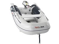 Honda Inflatable 2.5m Aluminium Floor