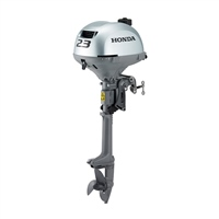 Honda 2.3hp 4-Stroke Outboard Motor - Short Shaft