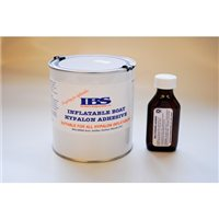 IBS Two Part Hypalon Adhesive 1ltr