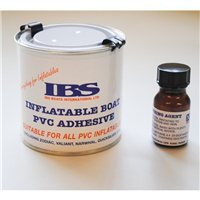 IBS Two Part PVC Adhesive 250ml (C1)