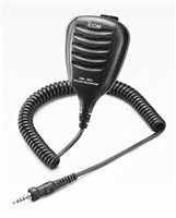 Icom HM-165 Waterproof Speaker Mic for IC-M35