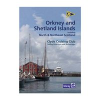 Clyde Cruising Club's Orkney & Shetland Islands by Imray