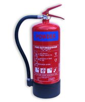 FX ABC Dry Powder Extinguisher 4kg