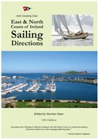 Irish Cruising Club East And North Coasts Of Ireland