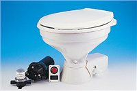 Jabsco Quiet Flush River/Sea Water Toilet