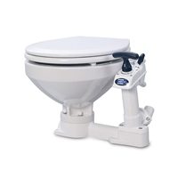 Jabsco Twist n Lock Toilet - Regular Bowl