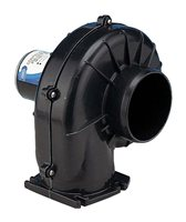 Jabsco Heavy Duty Flange Mount Blower 24v
