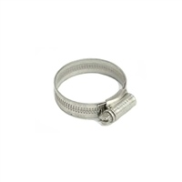 Stainless Steel Hose Clips by Jubilee