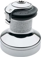 Lewmar Self Tailing Winch 40ST - Two Speed Chrome