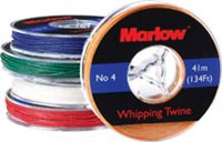 Waxed Whipping Twine by Marlow