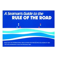 Morgan Books Seamans Guide To Rules Of The Road