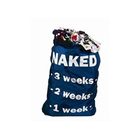 Nauticalia Naked Laundry Bag