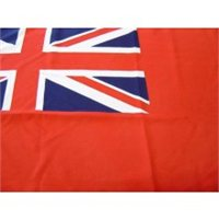 Nauticalia Red Ensign Sewn 1 Yard - 90 x 45cm