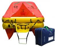Ocean Safety Ocean ISO-9650 Liferaft 10-Man