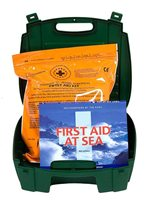 Ocean Safety Category C First Aid Kit & Manual