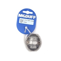 MG Duff Zinc Shaft Anodes