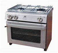 Bainbridge Pacific 4500 2-Burner Hob & Oven
