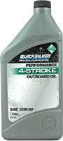 Quicksilver 4 Stroke 10W30 Outboard Oil