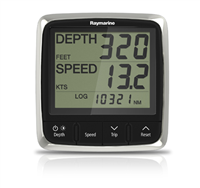 Raymarine i50 Tridata Instrument Display - Digital