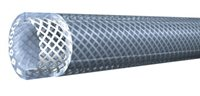 Gael Force Clear Reinforced PVC Hose