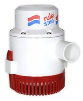 Rule 3700 Submersible Pump 12v DC