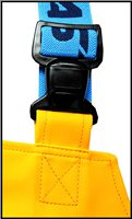 SeaStorm Heavy Duty Waterproof Bib & Brace