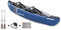 Sevylor Adventure Inflatable Kayak Kit
