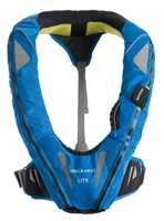 Spinlock Deckvest Lite 170N (Option: Pacific Blue)