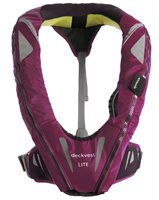 Spinlock Deckvest Lite 170N (Option: Grenadine Pink)