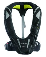 Spinlock Deckvest Lite 170N (Option: Gun Metal/Black)