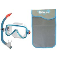 Beuchat Snorkel and Mask Set - Adult