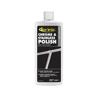 Starbrite Chrome and Stainless Polish 237ml