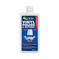 Starbrite Vinyl Cleaner and Polish 500ml