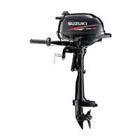 Suzuki 2.5hp 4-Stroke Outboard Motor - Short Shaft