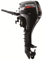 Suzuki 15hp 4-Stroke Outboard Engine