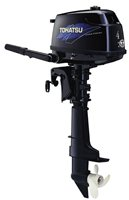 Tohatsu 4hp 4-stroke Outboard Engine