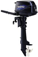 Tohatsu 6hp 4-stroke Outboard Engine