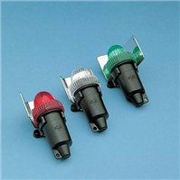 Trem Set Of 3 Battery Operated Navigation Lights